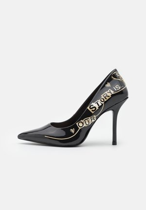 JOHANNA - Classic heels - black