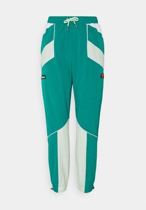 RACE TRACK PANT - Tracksuit bottoms - tie dye