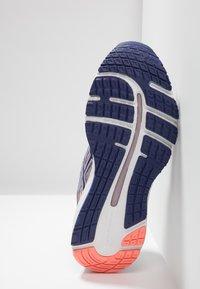 ASICS - GEL-CUMULUS  - Neutral running shoes - violet blush/dive blue - 4