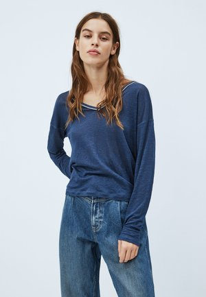 LUCY - Long sleeved top - ocean
