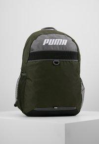 Puma - PLUS BACKPACK - Reppu - forest night - 0