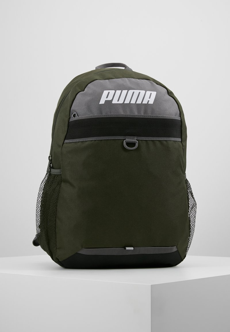 Puma - PLUS BACKPACK - Reppu - forest night