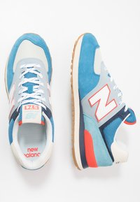 New Balance - 574 - Sneakersy niskie - blue - 1