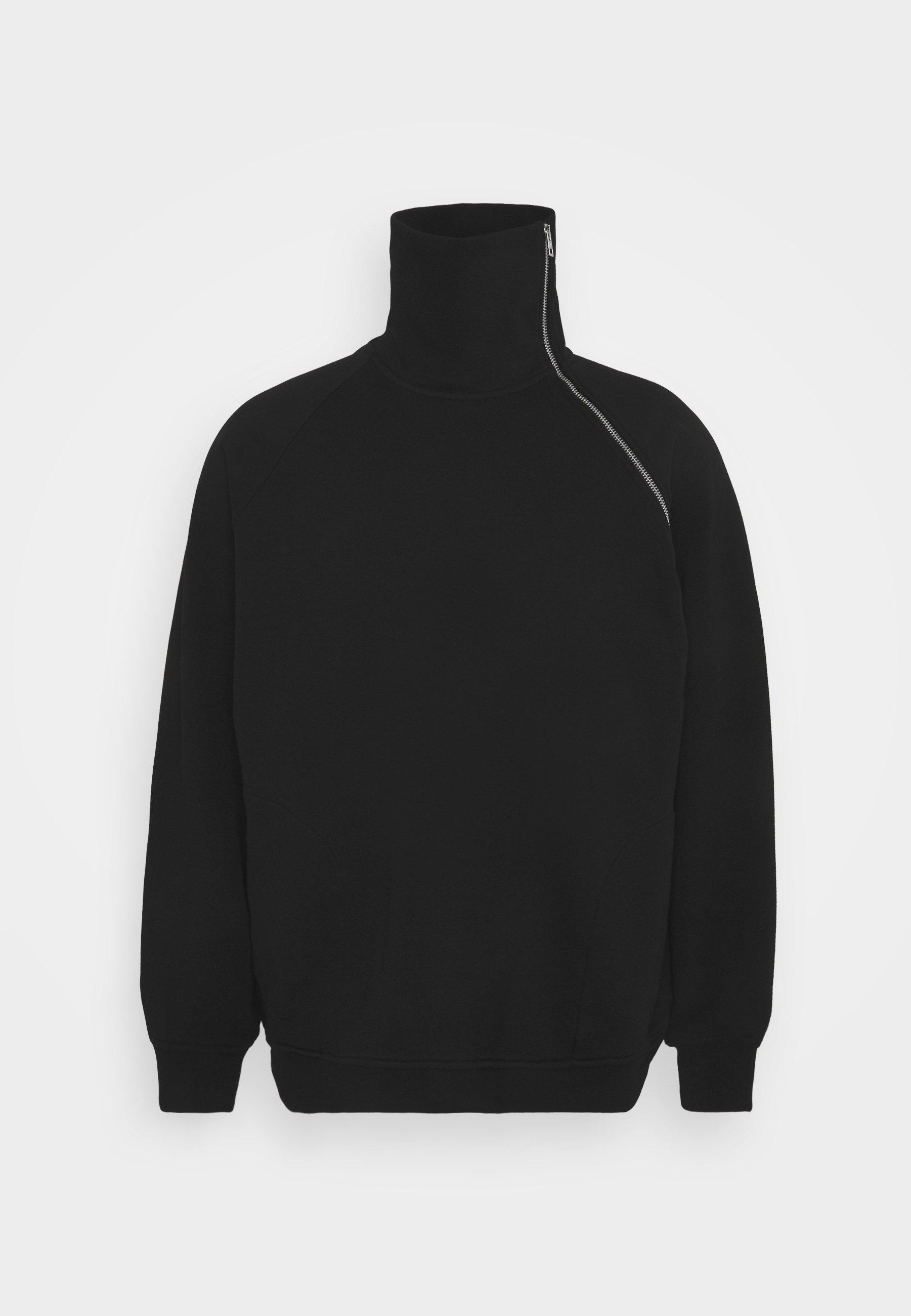 Men ASYMMETRICAL ZIP UP - Sweatshirt