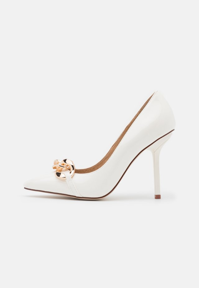 RORI - High heels - white patent