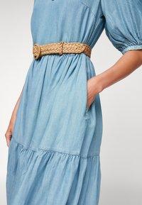s.Oliver - Maxi dress - blue lagoon denim - 4