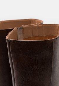 Zign - Laarzen - dark brown - 5
