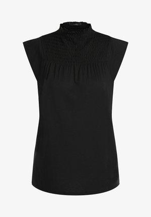 MIT SMOKDETAIL - Print T-shirt - black