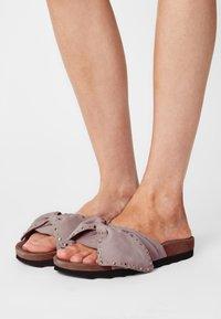 Copenhagen Shoes - NOVA  - Muiltjes - nude - 0
