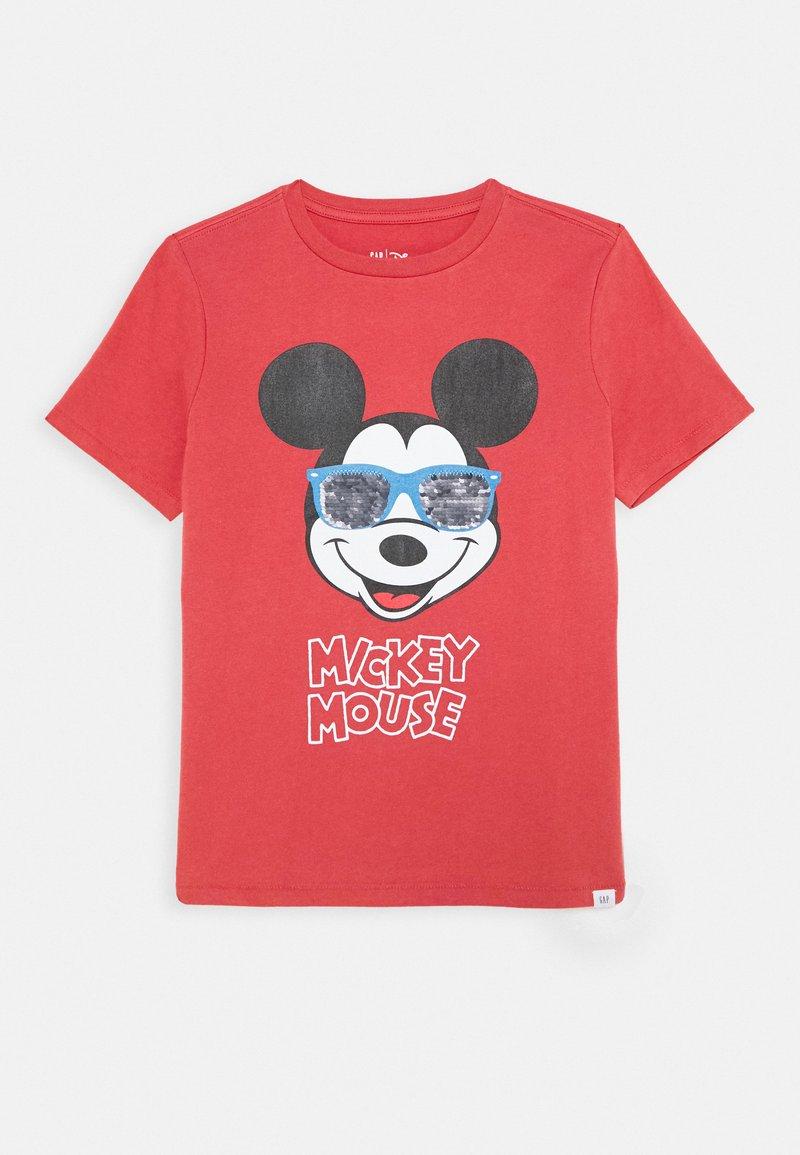 GAP - BOY MICKEY TEE - T-shirt print - desert flower