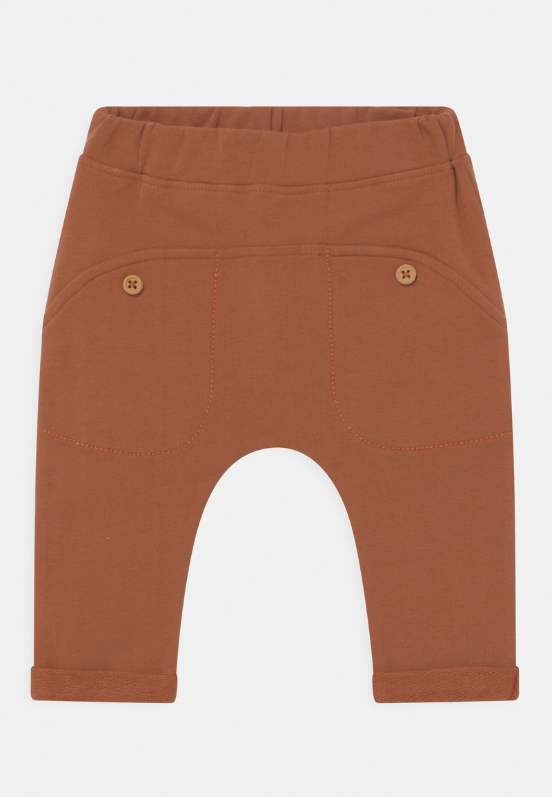 Hust & Claire - GO UNISEX - Trousers - ochre