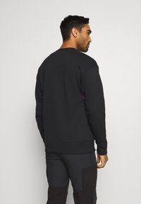 Columbia - BUGA CREW - Sweatshirt - black/plum - 2