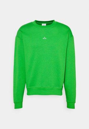HANGER CREW UNISEX - Sweatshirt - green
