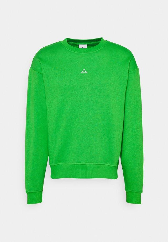 HANGER CREW UNISEX - Mikina - green