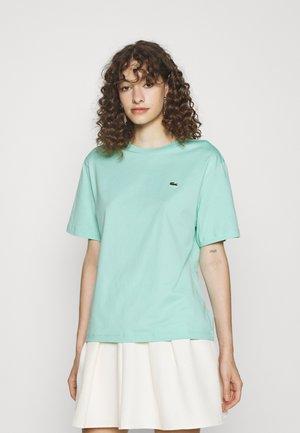 Basic T-shirt - spirulina