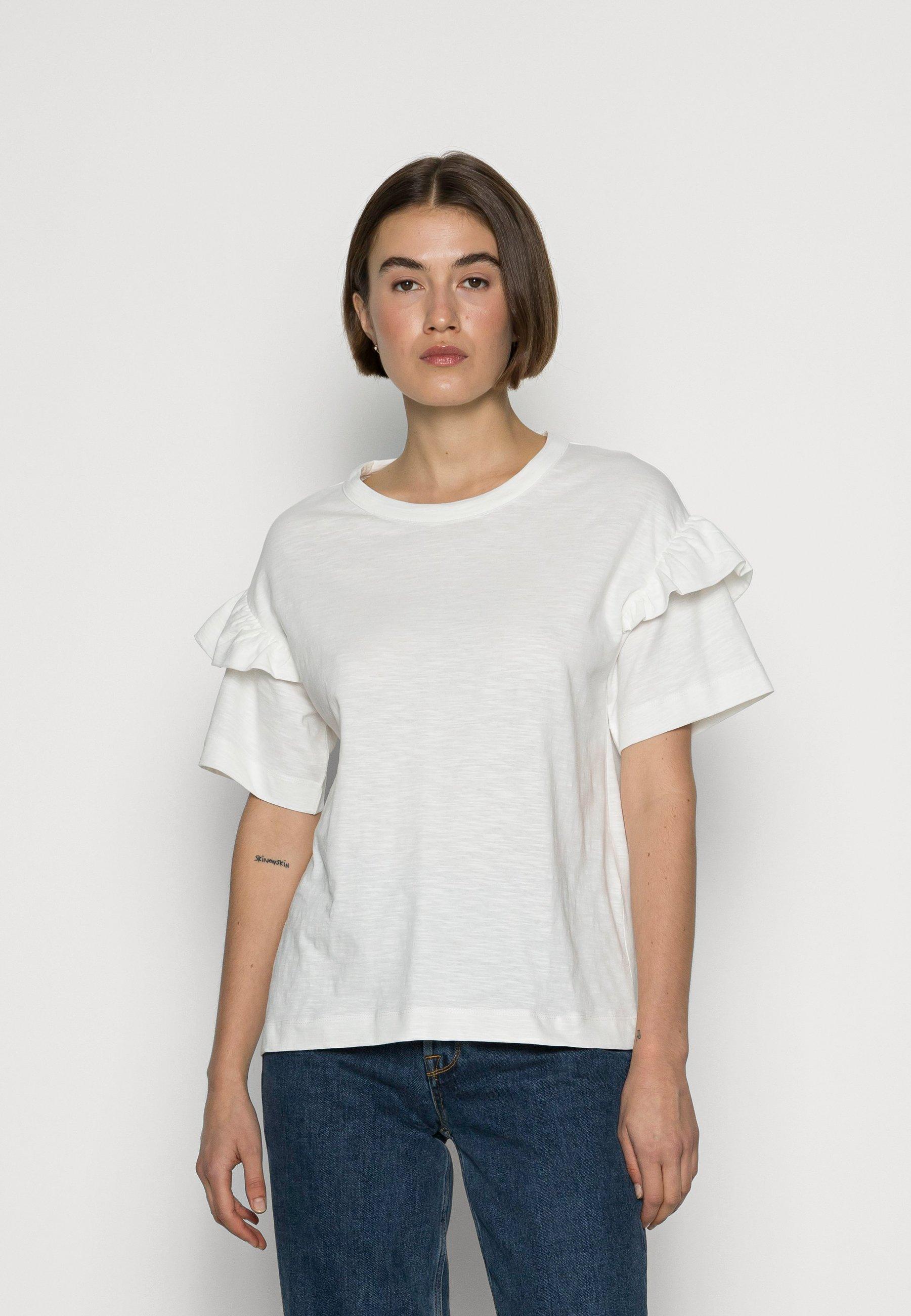 Women SLFRYLIE FLORENCE TEE - Print T-shirt