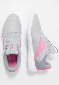 Reebok - FLEXAGON ENERGY TR 2.0 - Obuwie treningowe - cold shade/cold grey/posh pink - 1