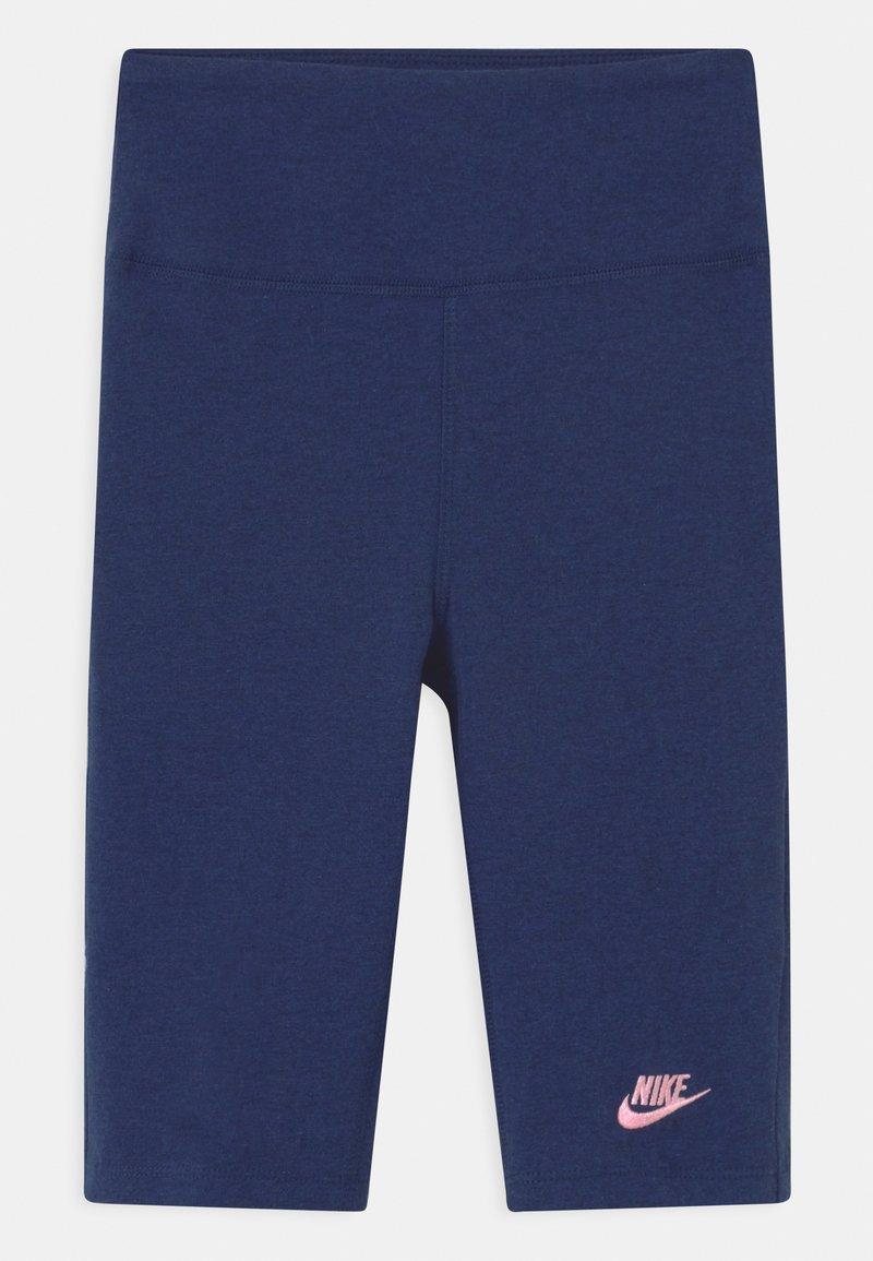 Nike Sportswear - BIKE  - Leggings - Trousers - blue void/arctic punch