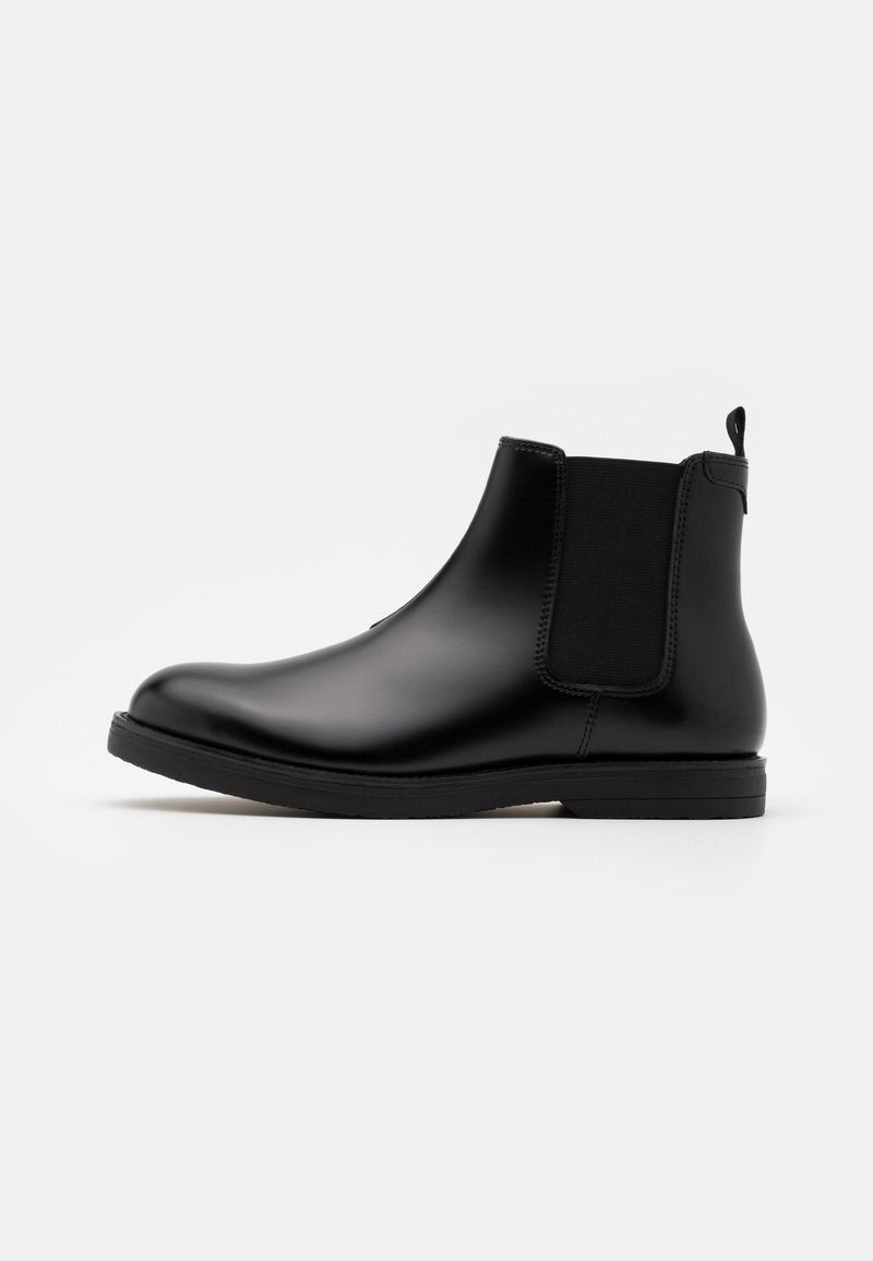 Zign - LEATHER  - Stiefelette - black
