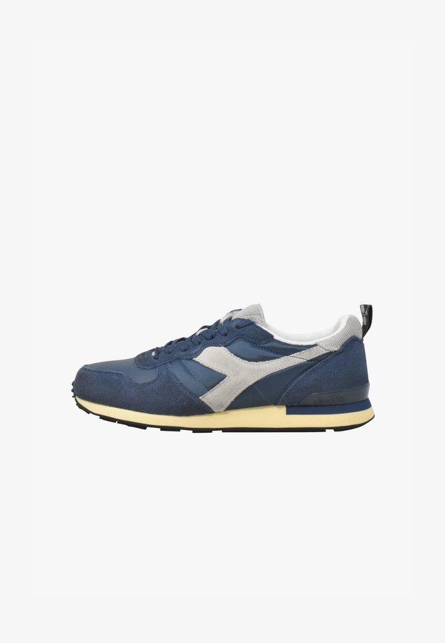 USED - Sneakers basse - blu denim scuro