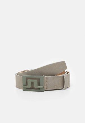 Belt - stone grey