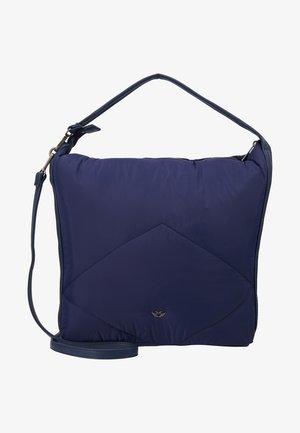 DAVIE - Shopping Bag - navy