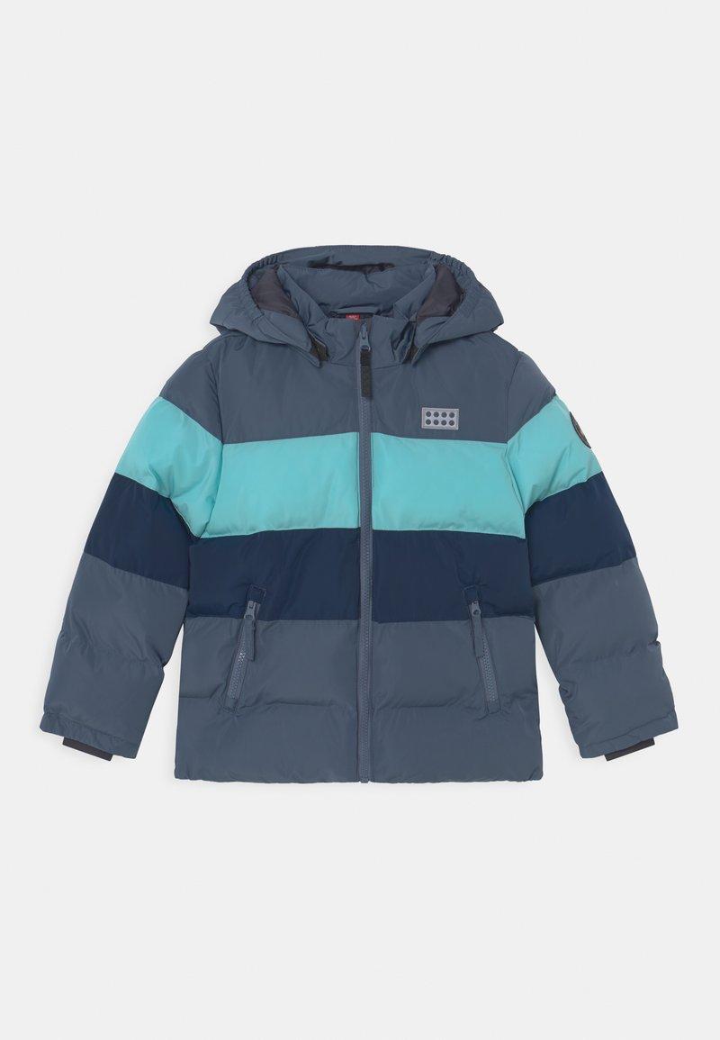 LEGO Wear - JIPE UNISEX - Winter jacket - light turquise