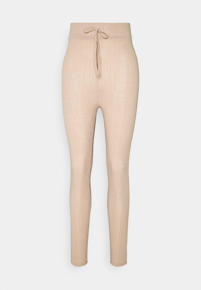 Legging - camel