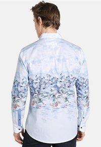 SHIRTMASTER - CHINESEBEAUTY - Chemise - light blue patterned - 1