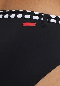 Esprit - CROSBY BEACH SOLID CLASSIC BRIEF - Bikini bottoms - black - 6