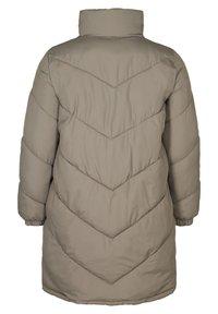 Zizzi - Winter coat - green - 4