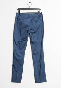 Sisley - Trousers - blue - 1