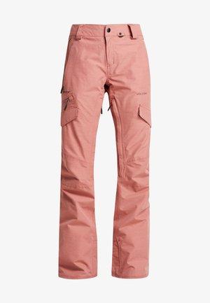 ASTON GORE-TEX® PANT - Pantalon de ski - mauve