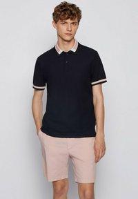 BOSS - PHILLIPSON - Polo shirt - dark blue - 0