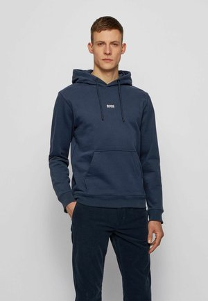 WEEDO - Hoodie - dark blue