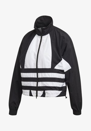 Veste de survêtement - black/white