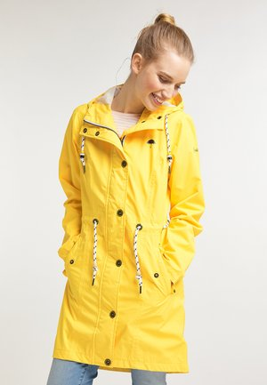 MIT MAGIC - Parka - yellow