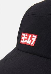Fox Racing - YOSHIMURA FOX PANEL HAT  - Cap - black - 4