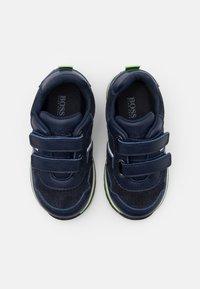 BOSS Kidswear - TRAINERS - Baskets basses - navy - 3