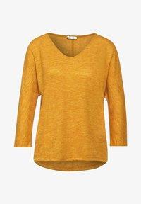 Street One - Long sleeved top - gelb - 3