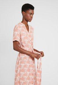 PIECES Tall - PCLIANNA LONG  DRESS - Maxi dress - light pink - 3