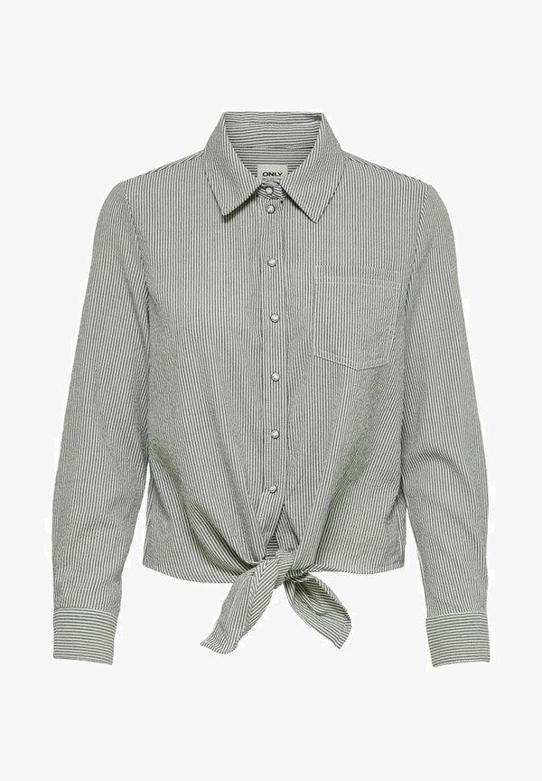 ONLY Koszula - kalamata/khaki NAYJ