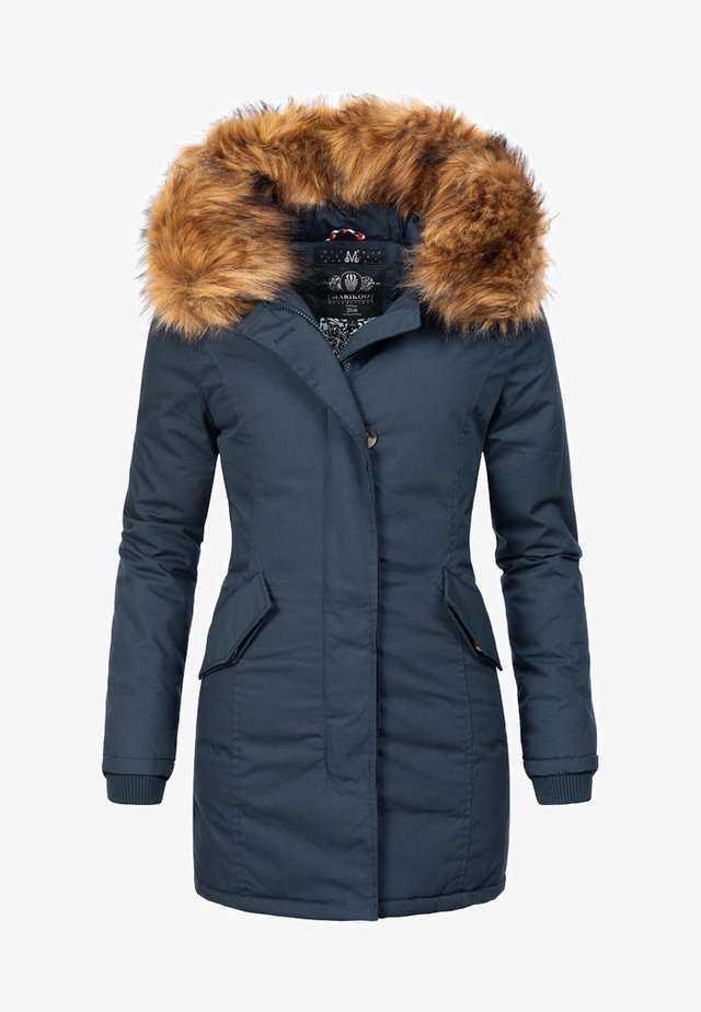 KARMAA - Winter coat - blue