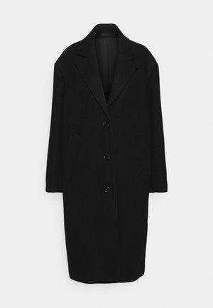 ABBEY COAT - Classic coat - black