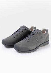 Mammut - ALVRA - Hiking shoes - titanium/dark titanium - 2