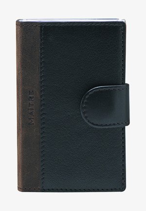 Wallet - darkbrown