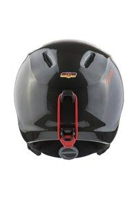 Alpina - CARAT LX - Helmet - charcoal-red - 3