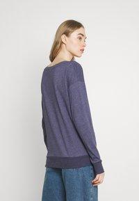 Ragwear - NEREA - Long sleeved top - night blue - 2
