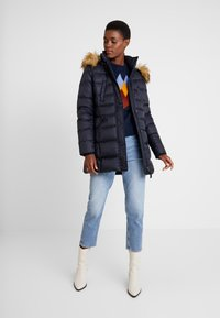 Marc O'Polo - COAT FILLED - Down coat - midnight blue - 1