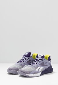 Reebok - NANO X - Trainings-/Fitnessschuh - violet haze/mystery orchid/white - 2